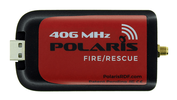 Polaris RDF 406 fire rescue