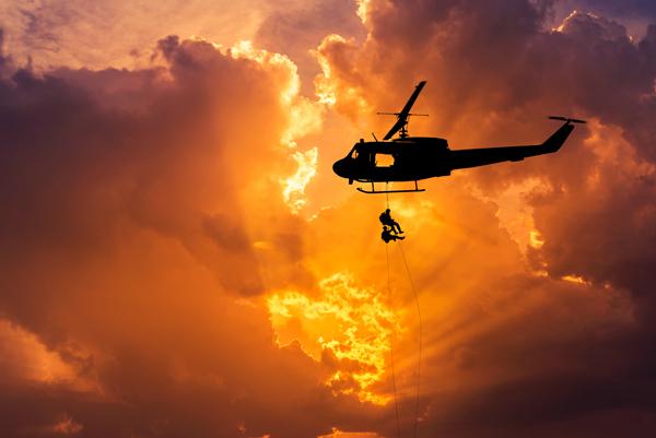 Polaris RDF Helicopter